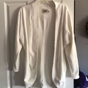 Women's Ugg open cardigan